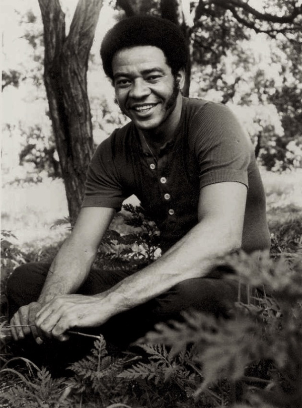 Bill Withers, what an artist. Definetly up ...