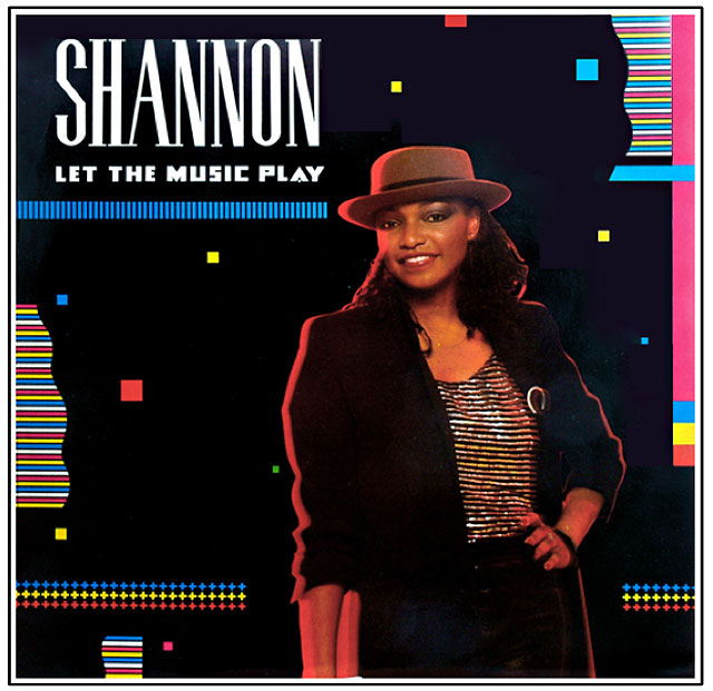 Shannon - Let The Music Play - The Walk to WorkThe Walk to